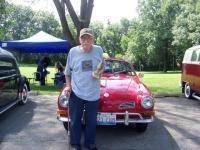 Pop & his Ghia