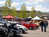 Volkswagen Enthusiasts of Colorado show
