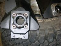 rear bearing cap