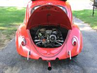 1961 Ragtop GTV Replica