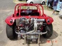 Turbo Dune Buggy
