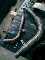 working on pre-60 eberspacher heater pipes