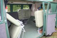 Dormobile Dormatic seats