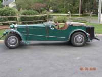 1934 Fraser Nash replica