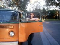 me with my bus