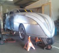 Bonneville choptop project