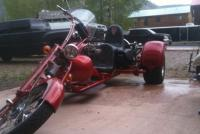 VW Trike Seen In New Mexico