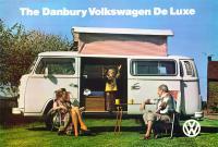 Danbury Volkswagen De Luxe + 1979 price list