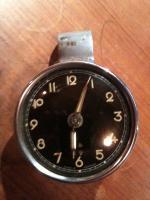 Under dash clock
