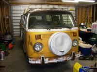 1977 Country Homes Camper