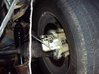right side cb performance disk brake