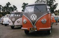 Barndoor Row-VW Classic 1997