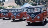 Barndoor Row-VW Classic 2000