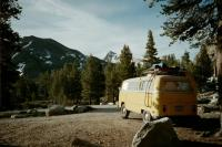 Tioga Juction campground