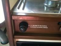 Westy stove ignitor mod