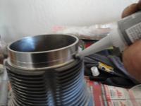 Cylinder sealing