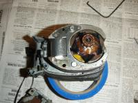VW Thing Wiper Motor Rebuild