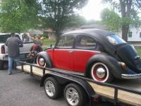 Billys 64 Hoodie Headed To Alabama