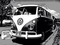 Bus cartoon Pic