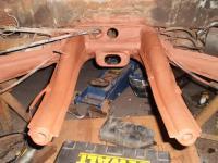 Frame horn fix