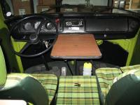 Westfalia Dash Table