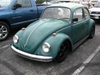 1969 Peru Green