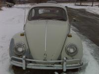 1966 sunroof bug-before and after