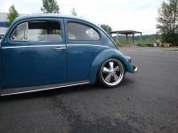 """New 18"""" IOZZIO wheels on my 64"""