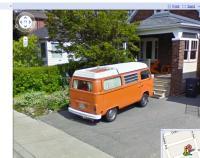 My Van is on Google Street View...