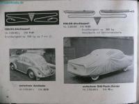 Zubehör 1961
