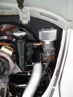 1966 beetle kadron with okrasa look air cleaner