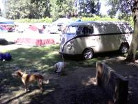 Old Volks campout