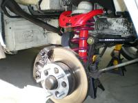 2WD Burley Control Arms