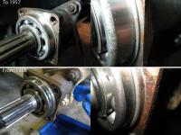 Rear axle pictures