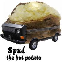 Spudly the Hot Potato