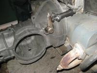 anti shocker clutch control