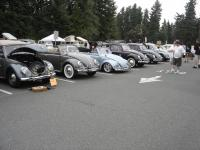 Camping in Issaquah WA and the Vintage weekend