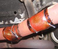 exhaust patches