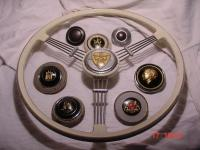 Horn buttons from the past