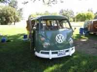 Nor Cal Vintage VW and Porsche Treffen