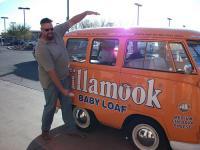 Tillamook Baby Loaf Tour