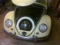 Latest 65 Beetle restoration project - Front picture