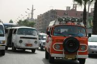 Being chased in Cairo