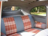 Plaid Interior Pics