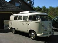 1967 SO42 Westfalia Camper