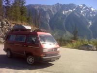 Westy in Whistler