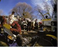 1985 Audi Rally team support Van-nagon.