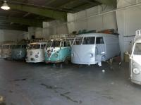 Skinner Classics VW Restorations, Shop Photos