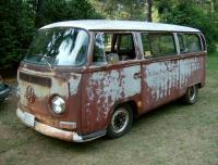 Scott Kausch's Church Bus