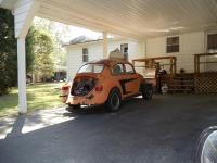 1970's Custom Super Beetle